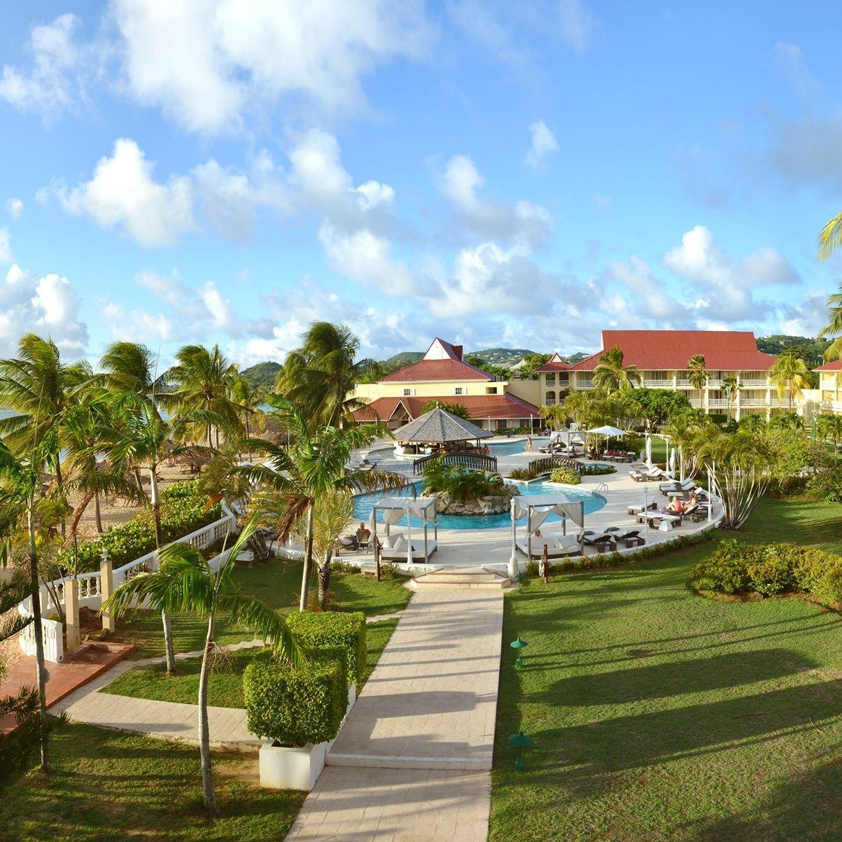 All inclusive resorts n st.lucia