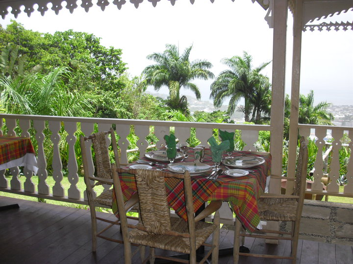 The Pink Plantation restaurant in St Lucia is one of the best restaurants in St Lucia