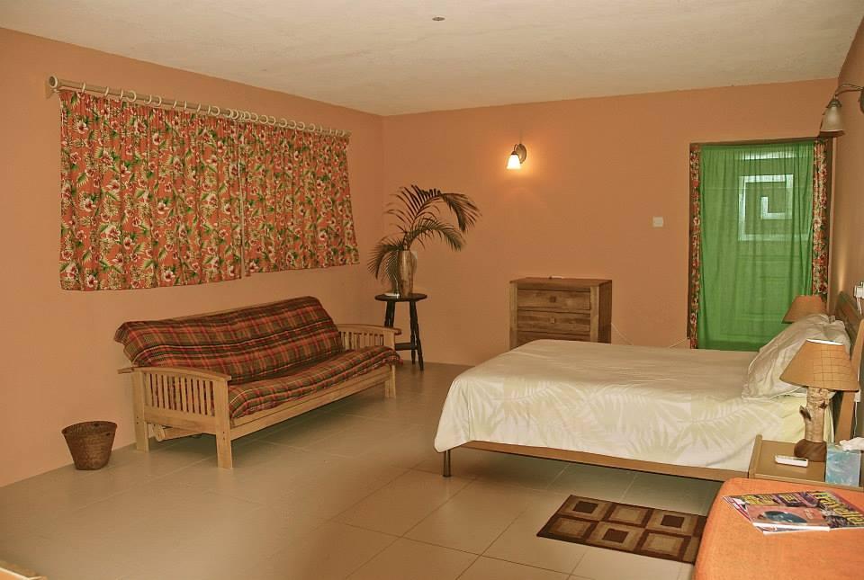 Mango splash airbnb in St Lucia