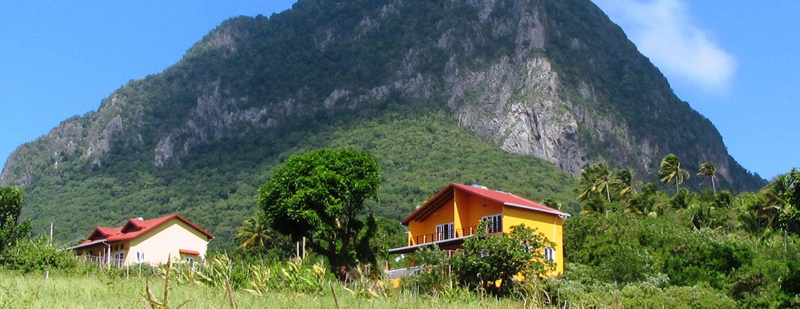 Kaye Mango St Lucia
