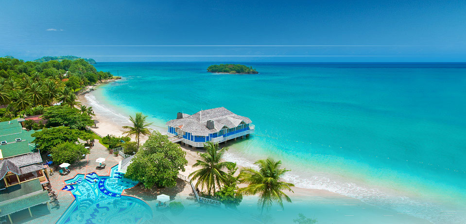 SANDALS HALCYON RESORT AND SPA