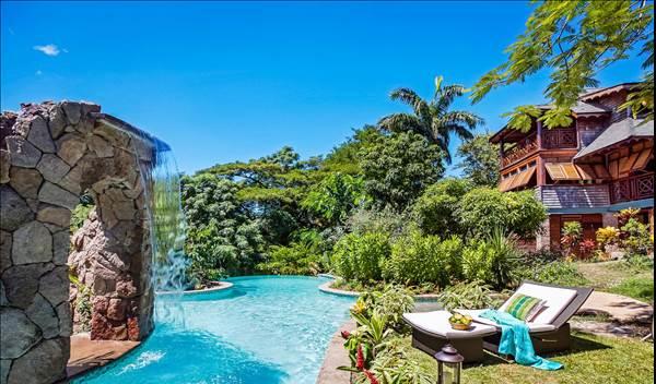 St. Lucia villas