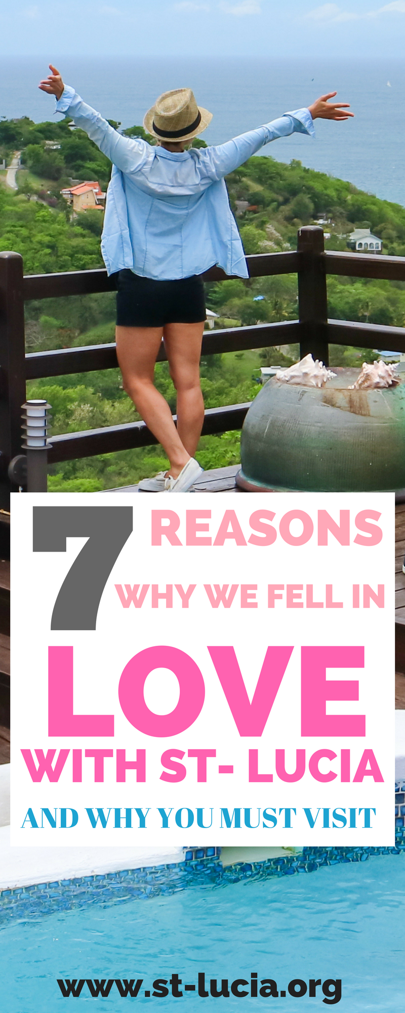 7 Reasons why why we fell in love with st lucia