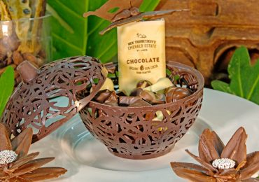 Jade Mountain - St- Lucia Chocolate month
