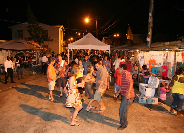 St Lucian Night Life