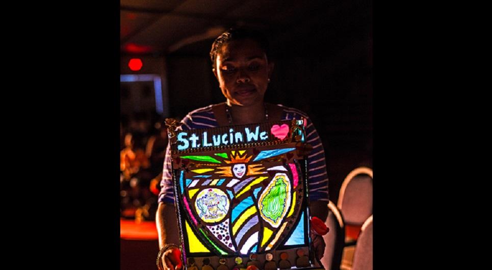 Festivals of light in St Lucia