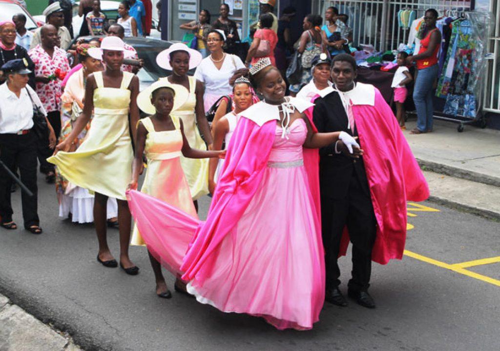 La rose festival