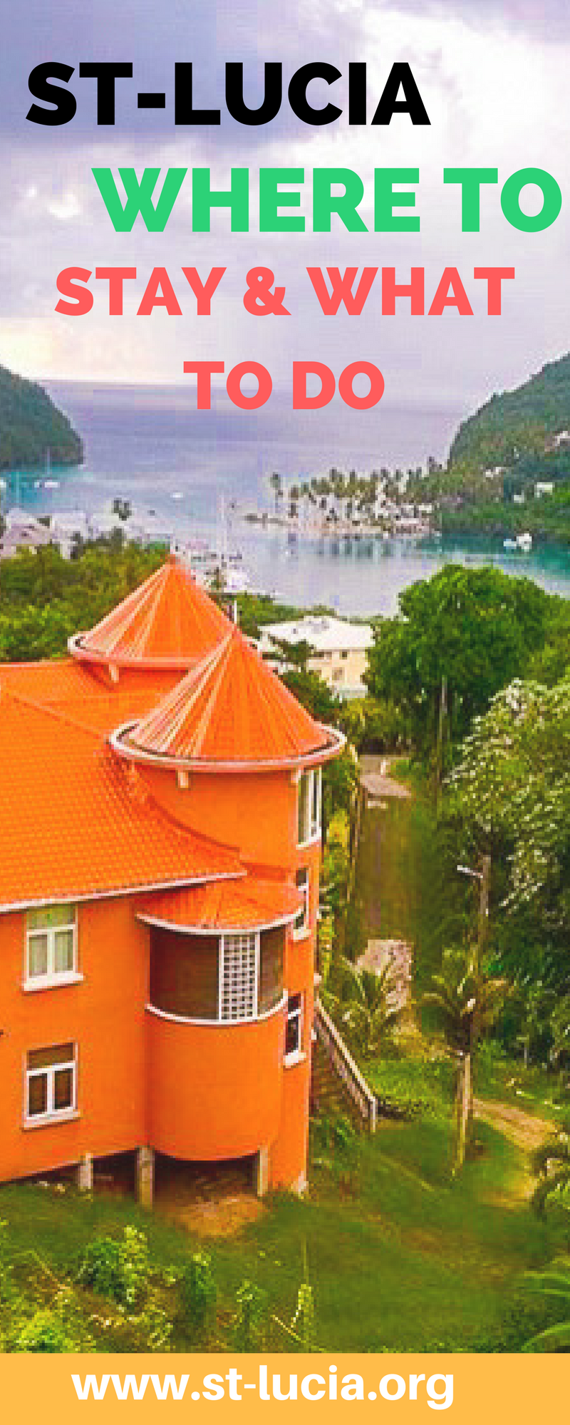 Things to do in St Lucia.