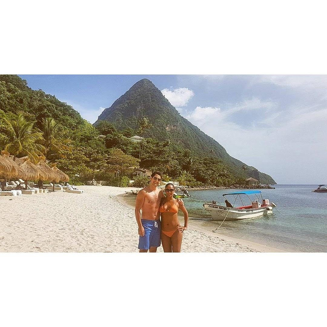Traveling to St Lucia
