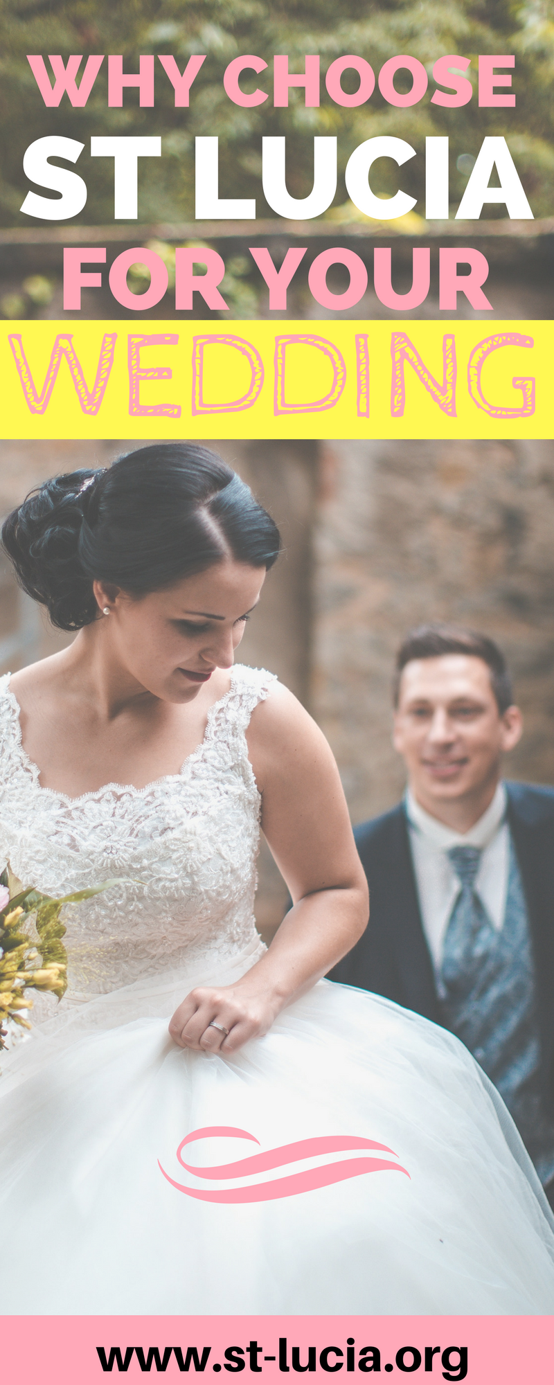 Why choose st lucia for your Destination wedding