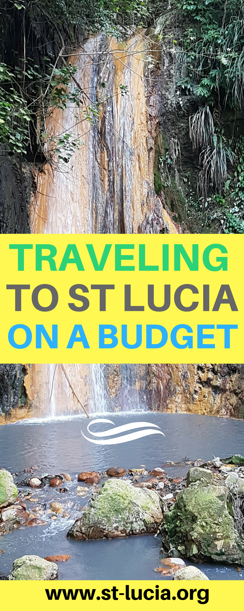 Traveling to ST Lucia on a budget