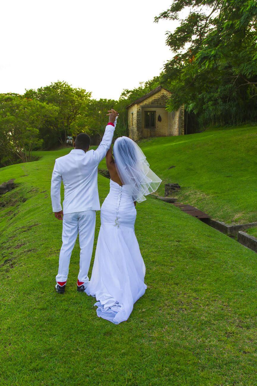 Falling in love in St Lucia