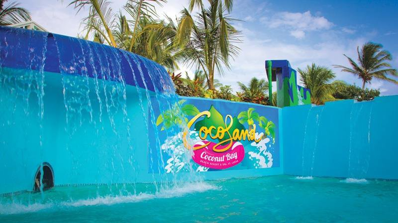 coconut bay resort for kids