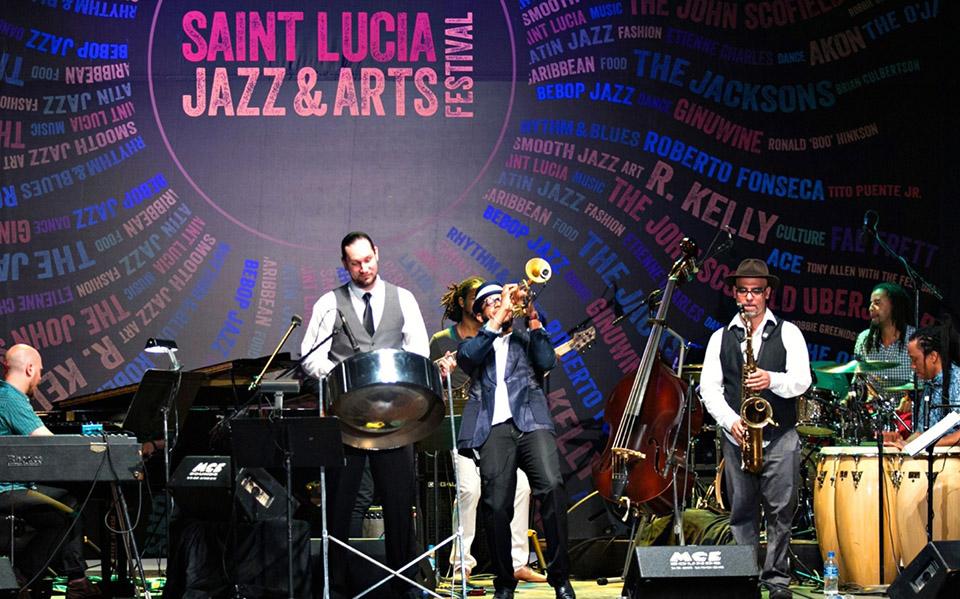 Saint Lucia Jazz & Arts Festival