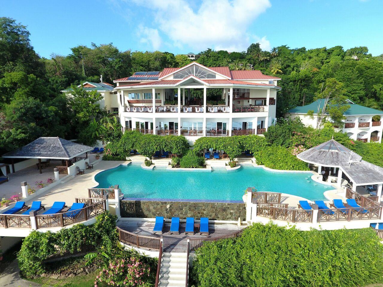 Calabash Cove Resort Spa Saint Lucia