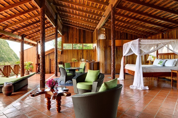 ladera villa in st lucia. paradise ridge at ladera resort in st lucia. Book your vacation at the ladera resort in st lucia. All inclusive vacation in st lucia.