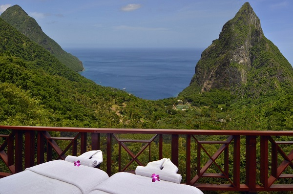 spa at the Ladera resort in St Lucia. ladera villa in st lucia. paradise ridge at ladera resort in st lucia. Book your vacation at the ladera resort in st lucia. All inclusive vacation in st lucia.
