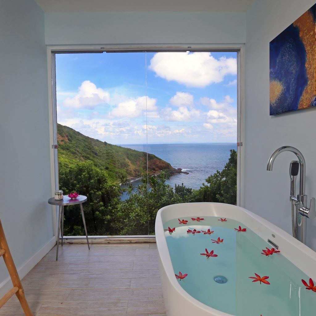 Xhale Villa in St.Lucia