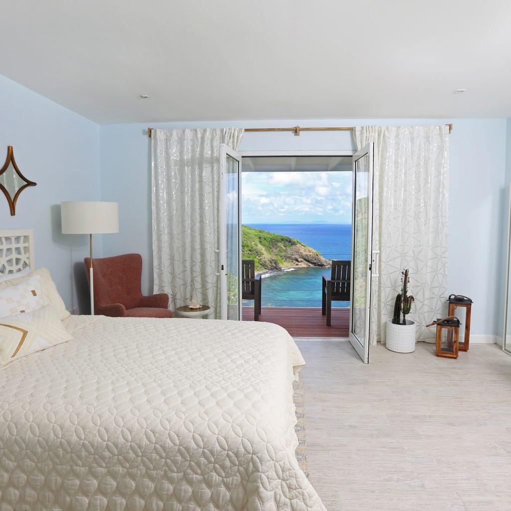 Accommodation at xhale villa