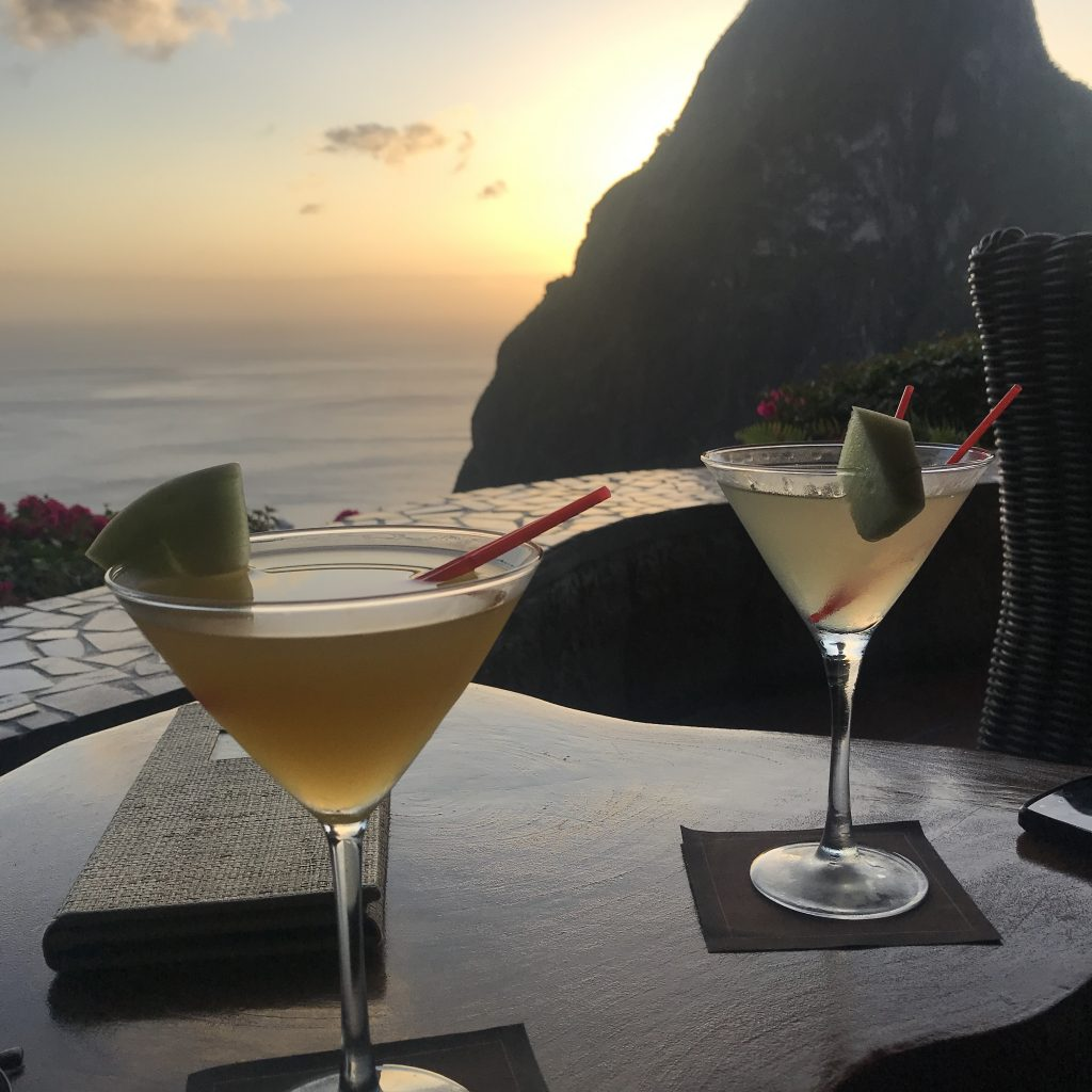 St.Lucia sunsets