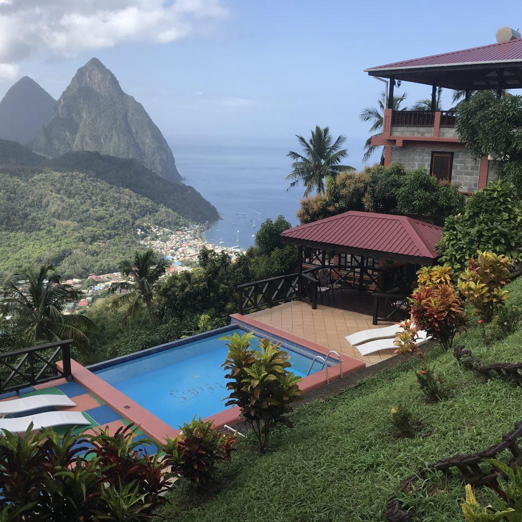 Samfi villa