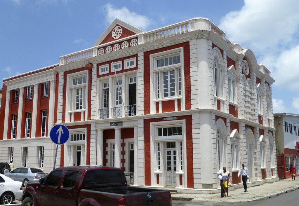 Architecture in St.Lucia