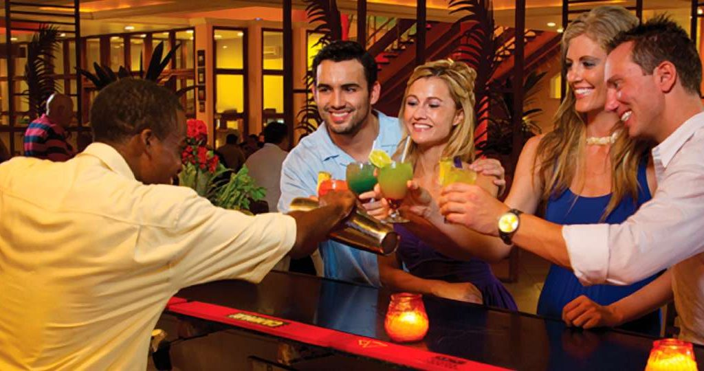 Nightlife in st.Lucia