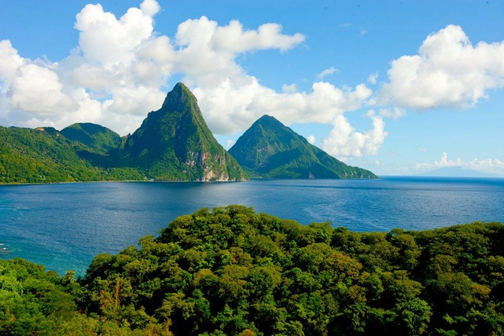 Tourist attractions in St.Lucia