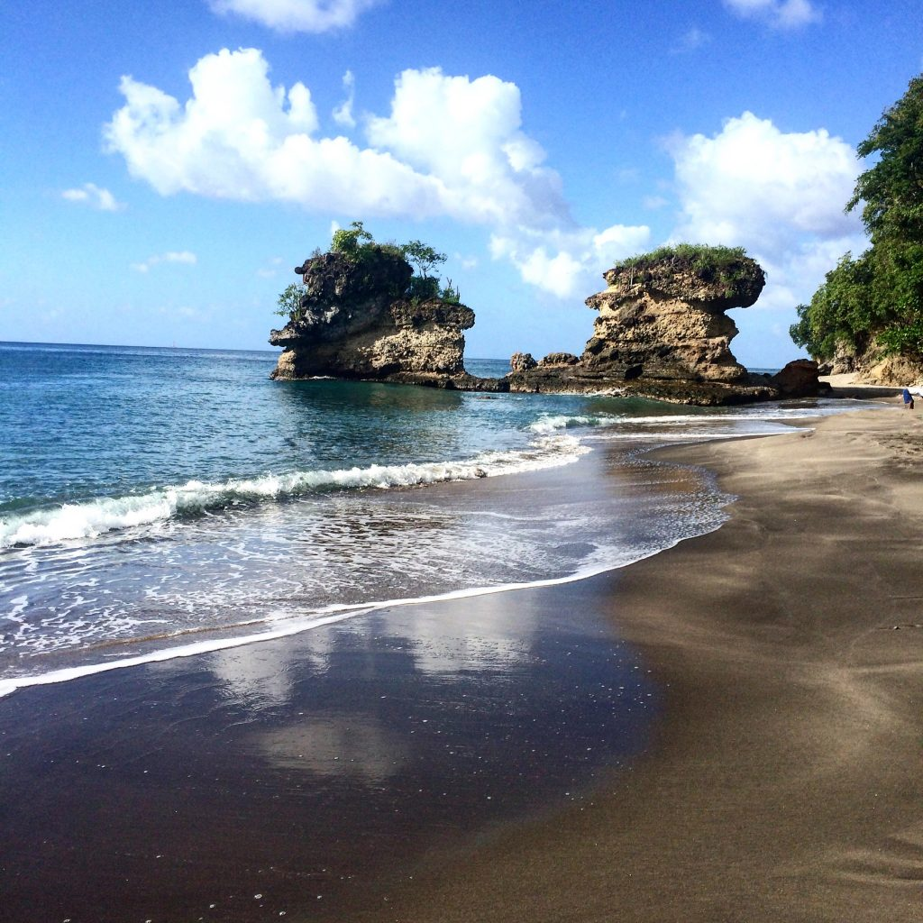 beaches in St.Lucia