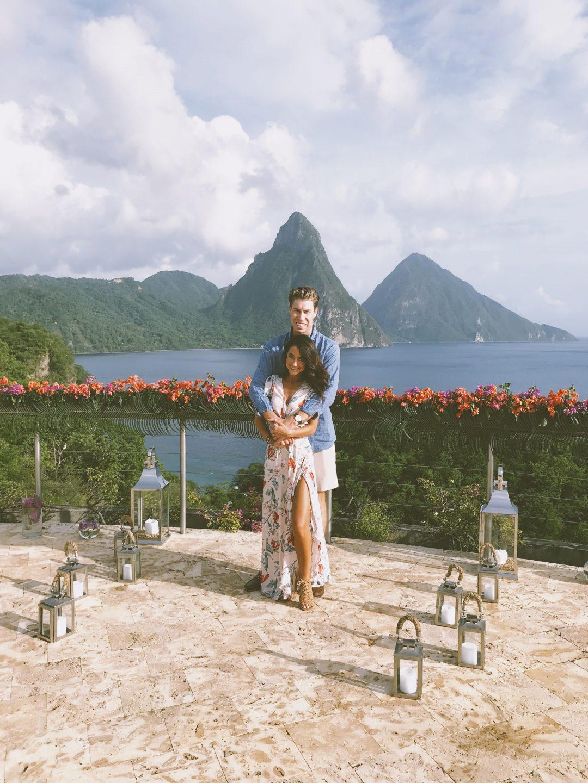 Honeymoon in St.Lucia