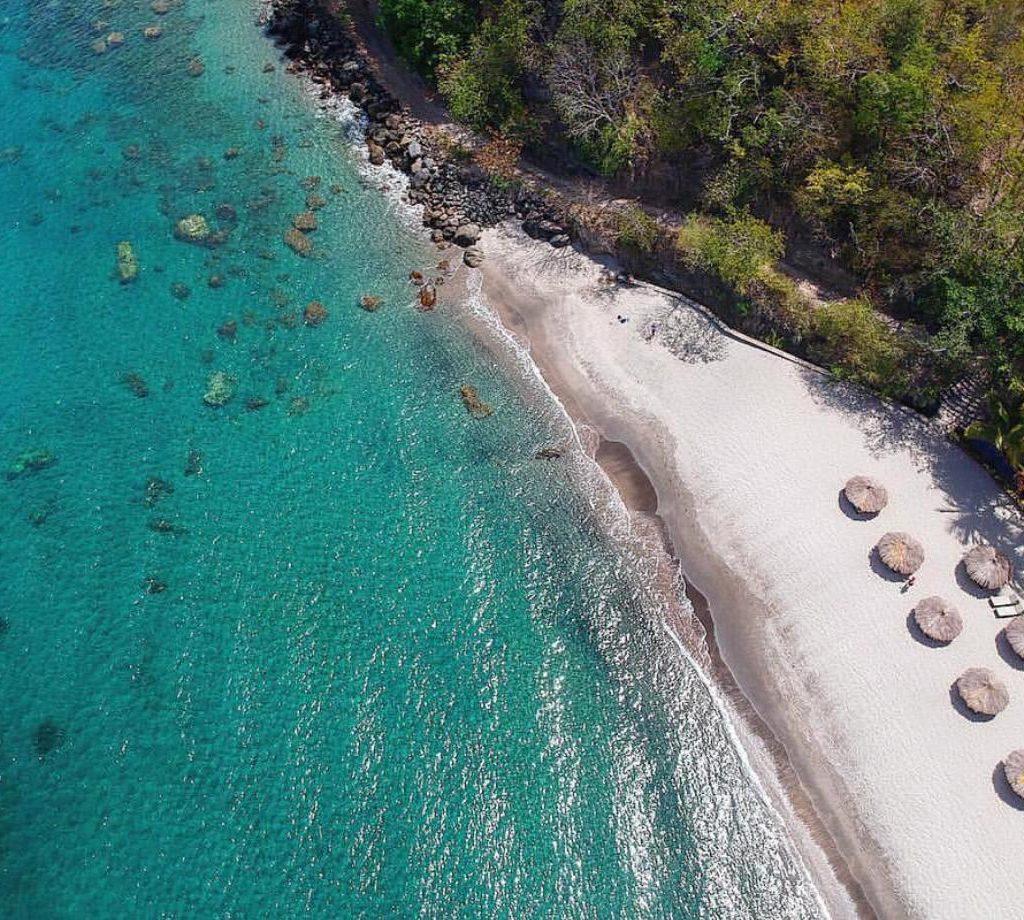 best beach resorts in st.lucia