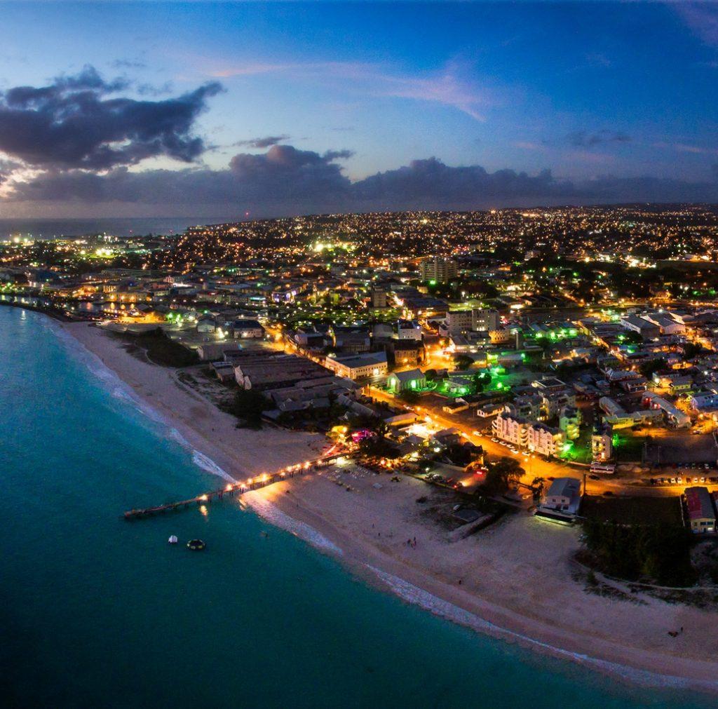 Christmas Vacation in Barbados
