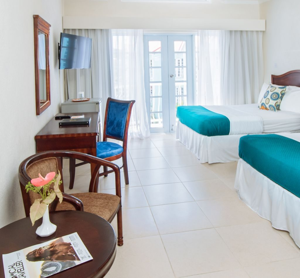Cheap accommodations in St.Lucia