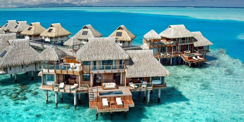 Christmas Vacation in Bora Bora