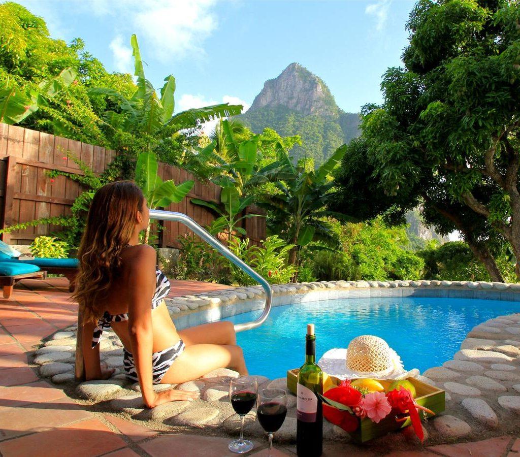St.Lucia resorts