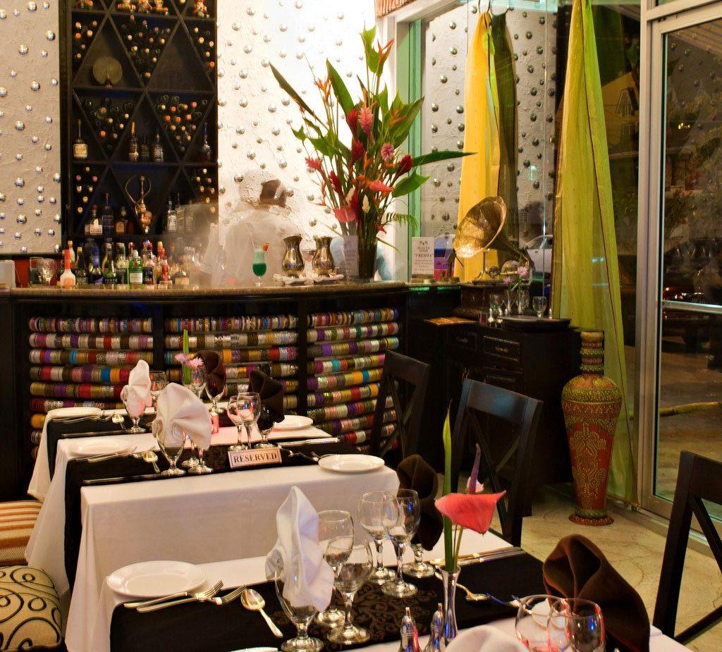 Restaurants in Rodney Bay St. Lucia