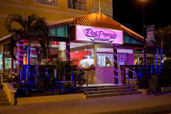 Restaurants in Rodney bay st. lucia