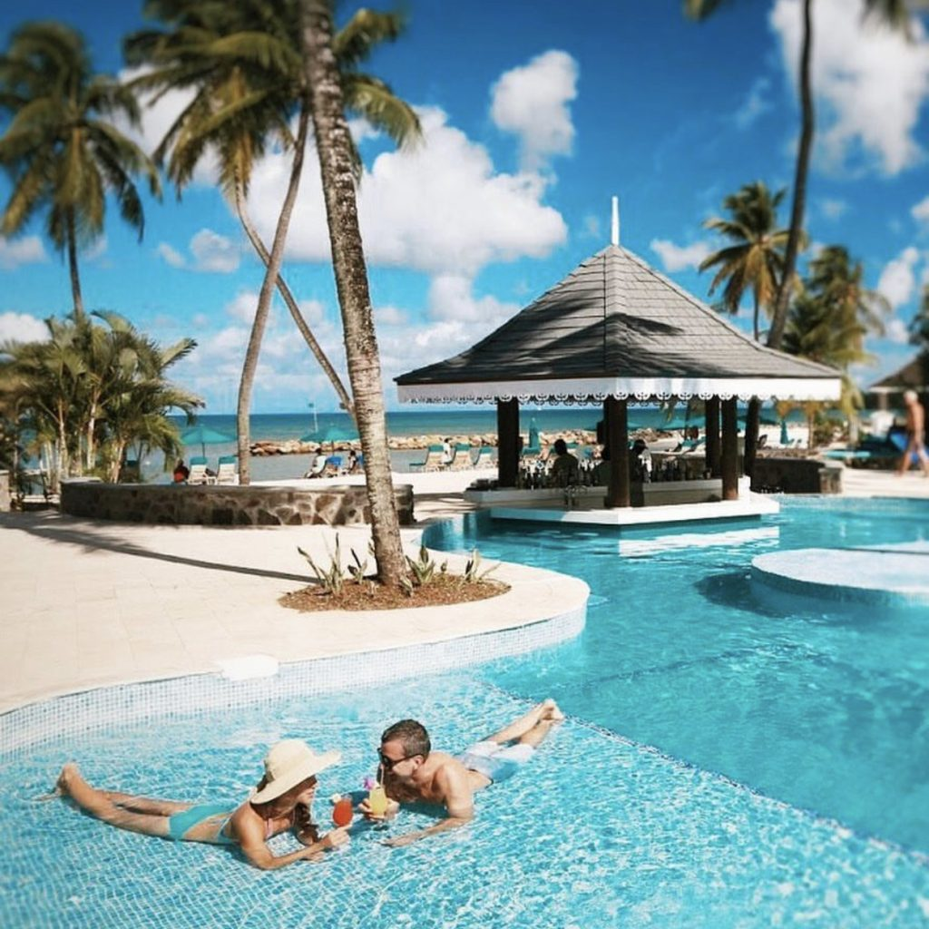 Resorts close to Castries St. Lucia