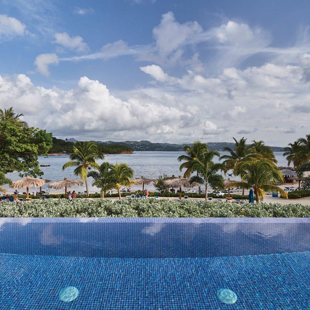 all inclusive beach resort in St. Lucia