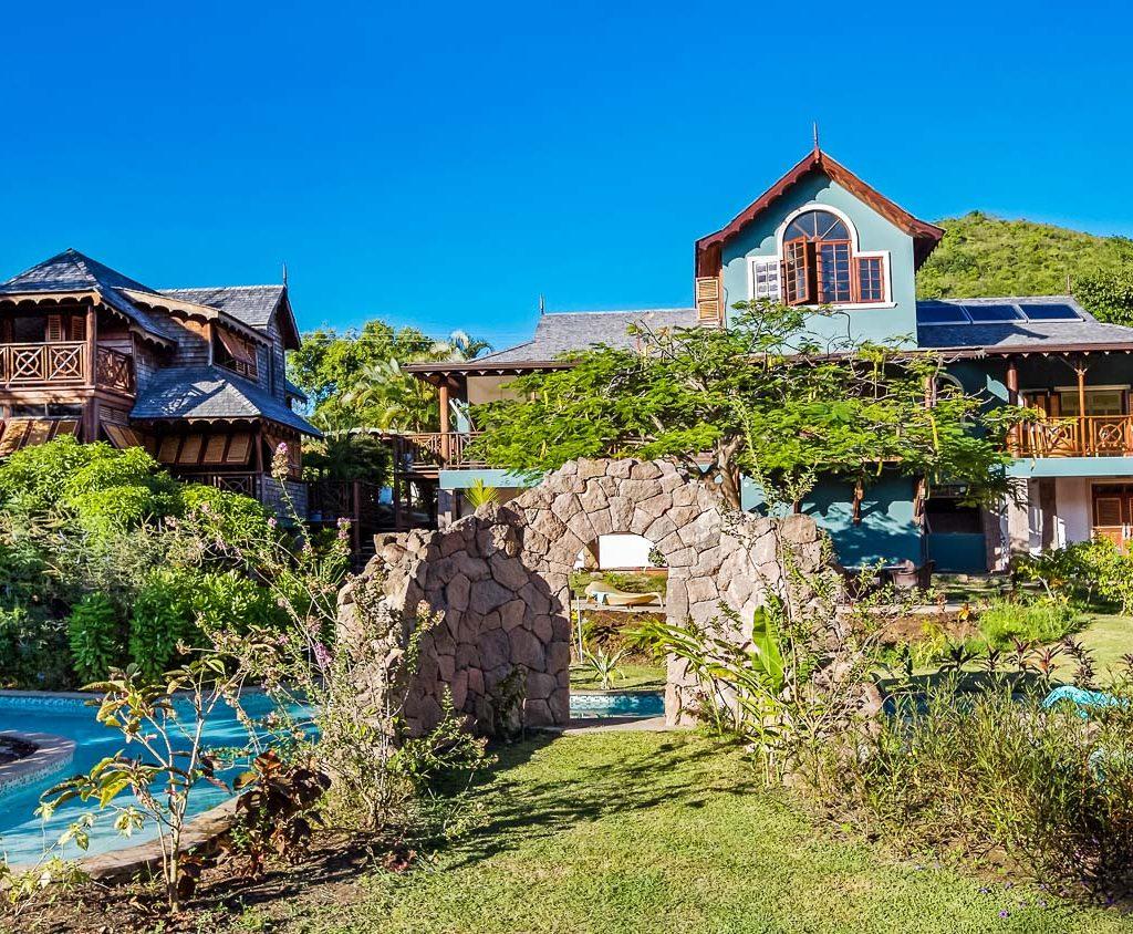 luxurious Villas in St. Lucia