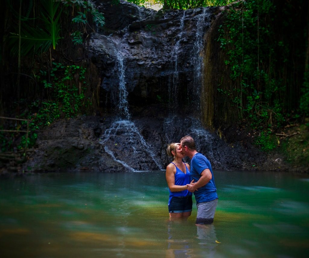 Wedding proposals in St. Lucia