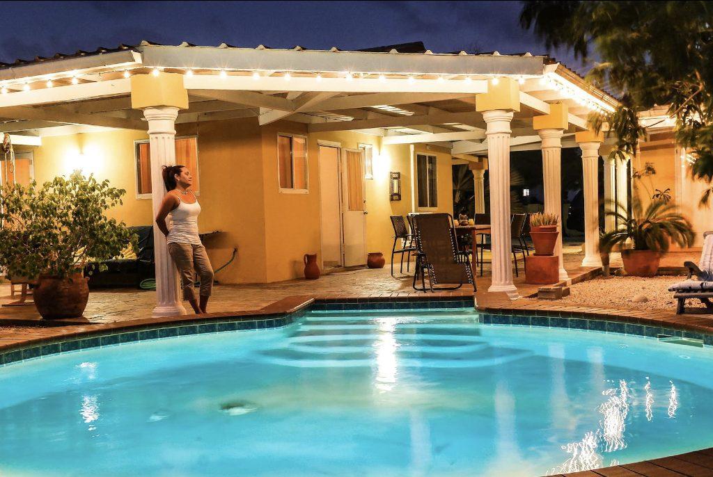 Airbnb in Aruba
