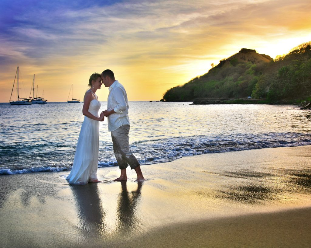 wedding planners in St. Lucia