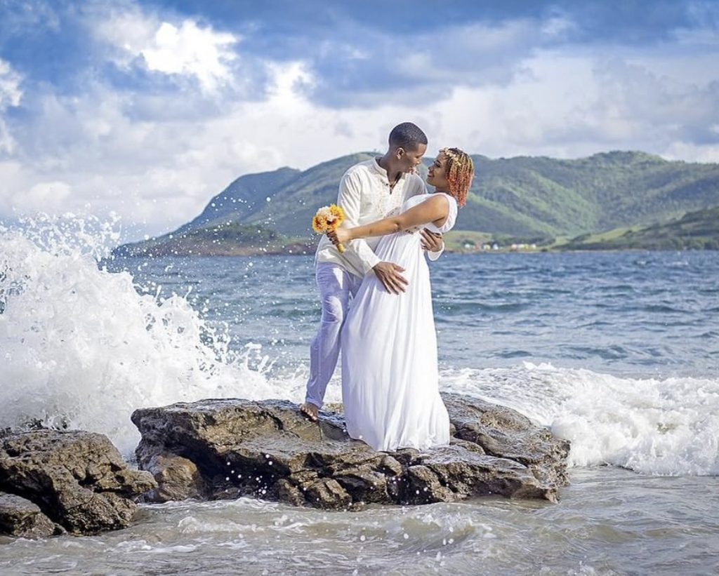 wedding photographers in St. Lucia