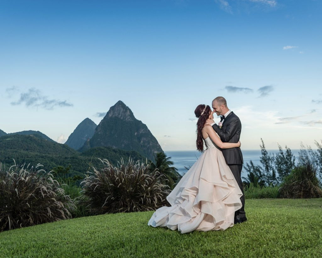 weddings in St.Lucia