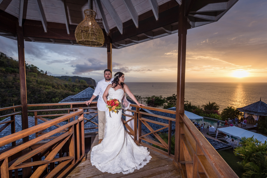 wedding villas in St.Lucia